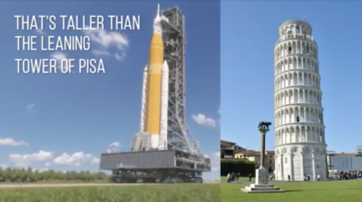 Watch How NASA Assembles the Biggest, Most Powerful Rocket Yet