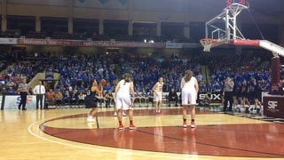 DWU women advance to national championship game