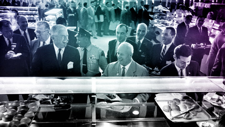 Khrushchev Visits IBM: A Strange Tale of Silicon Valley History