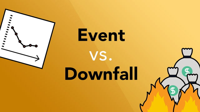 How to Know an Event From a Complete Company Downfall