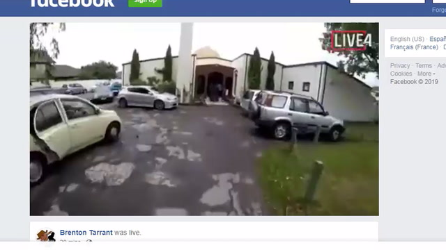 The New Zealand massacre livestream shows how hate spreads online