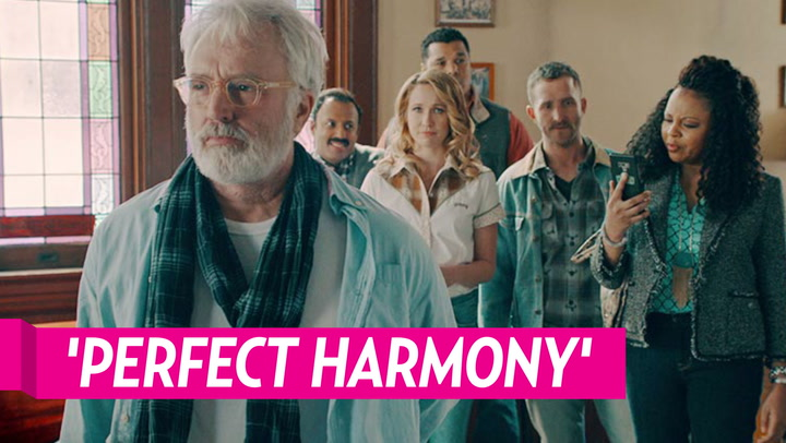 'Perfect Harmony' First Look: Peek Inside Anna Camp's Quirky Comedy