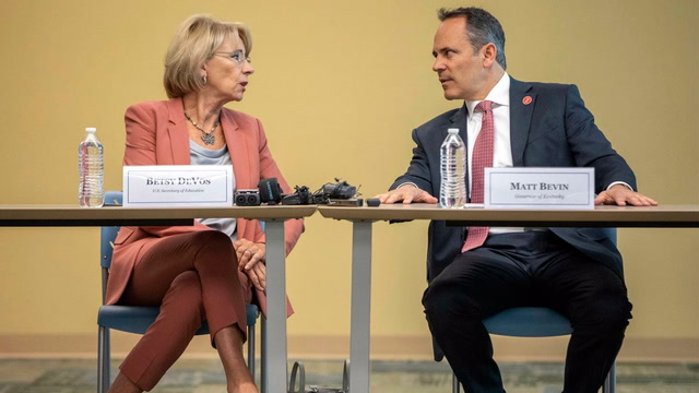 What one Kentucky educator would have told Betsy DeVos