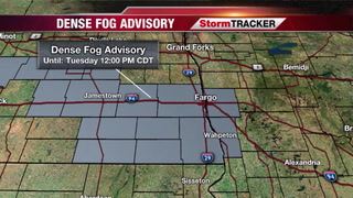 Stormtracker Weather: Fog Advisory Extended until Noon