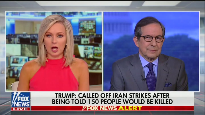 Fox's Chris Wallace: 'Does the President Have the Stomach' to Attack Iran?