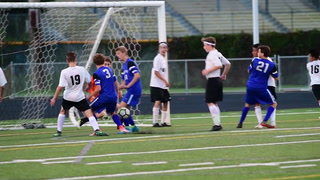 Warrior Boys Soccer Defeats Rocori in OT