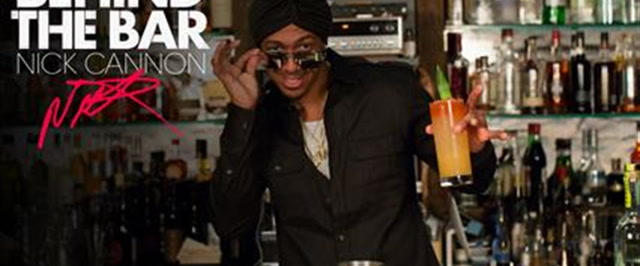 Nick Cannon Mixes Up A Mai Tai