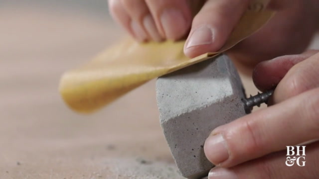 How to Make Concrete Hardware