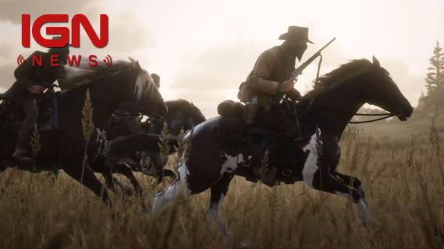 Red Dead Redemption 2 Has Around 200 Species of Animals - IGN News