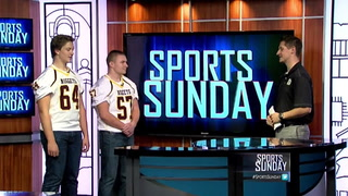 Sports Sunday October 15th: Hawley Nuggets in studio