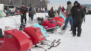 Scorpion Homecoming and Ice Fishing Contest