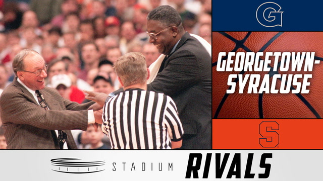 Georgetown-Syracuse Rivalry: History of the Old Big East Battle
