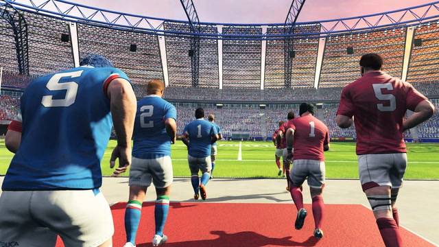 Rugby 20 - Tactical Gameplay Trailer