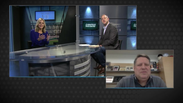Old Dominion Head Coach Jeff Jones Discusses His Team Making the NCAA Tournament