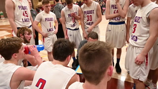Pequot Lakes Patriot Boys Win, Head To Section 7-2A Final