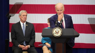 Vice President Biden rallies for the Democratic ticket in Duluth