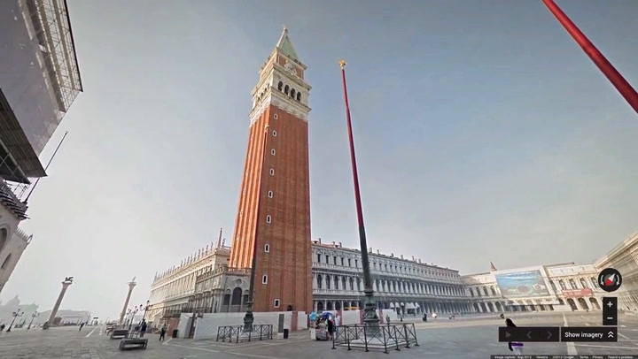 Explore Venice From Your Couch With Google Street View