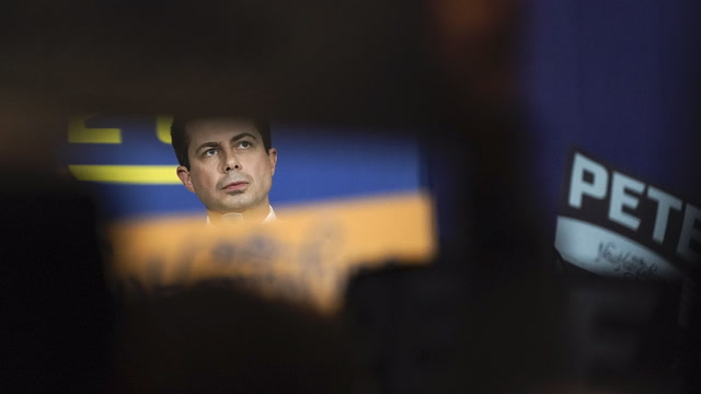 Buttigieg touts 'loving, committed marriage' in response to critics of his sexuality