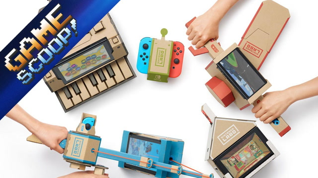 Game Scoop! 467: Nintendo Keeps Thinking Outside the Box