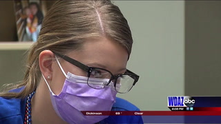 Free dental care given to Vets once a year