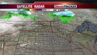 StormTRACKER Webcast: Saturday Morning Update