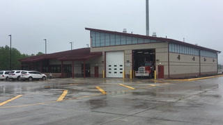 Safety and Weight Enforcement Facility grand opening in Superior