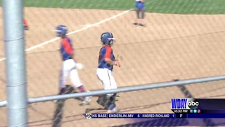 Rider top Sheyenne in softball