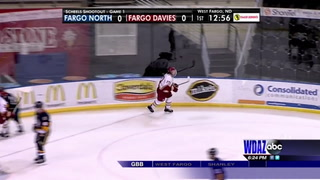 Boys Hockey: Davies and South-Shanley grab wins in the Scheels Hockey Shootout, Red River wins big over Detroit Lakes