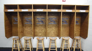 DWU men's locker room gets an upgrade at the Palace
