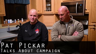 Pat Pickar Talks About Campaign