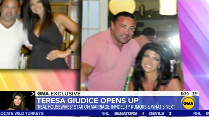 Teresa Giudice Says Future With Husband Joe Is Still 'to Be Determined' After Italy Trip: 'We're Taking It Day by Day'