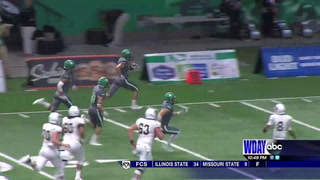 Montana State rolls past UND 49-21 in Big Sky Conference opener