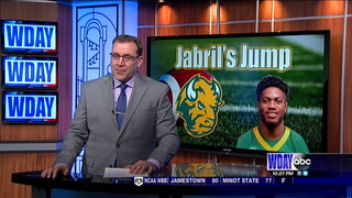 Jabril Cox hoping to add his name to Bison postseason standouts