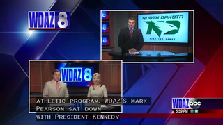 UND President Mark Kennedy breaks silence about athletic budget