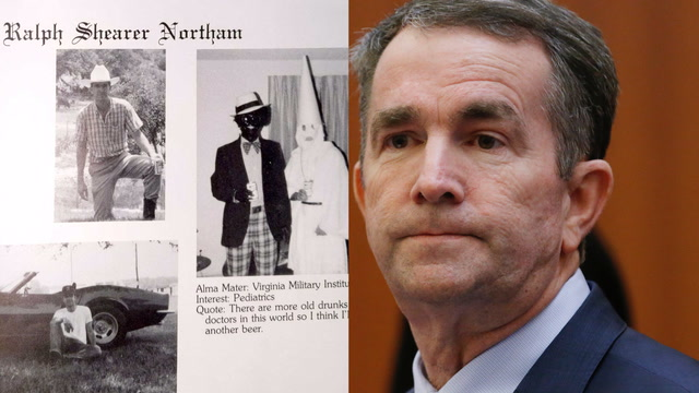 Va. Gov. Northam refuses to resign after yearbook controversy