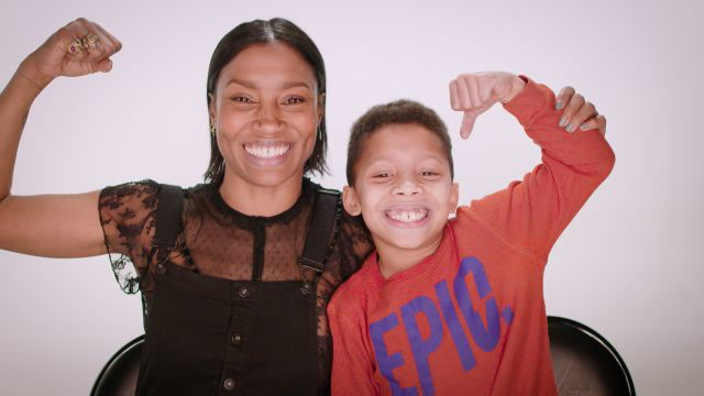 Parents and Transgender Children Read Powerful Affirmations