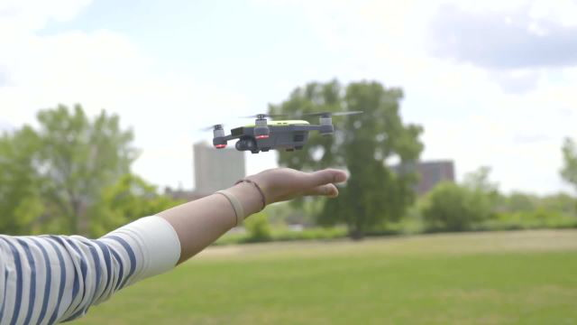 The DJI Spark Makes Stunning Drone Photography Easier Than Ever