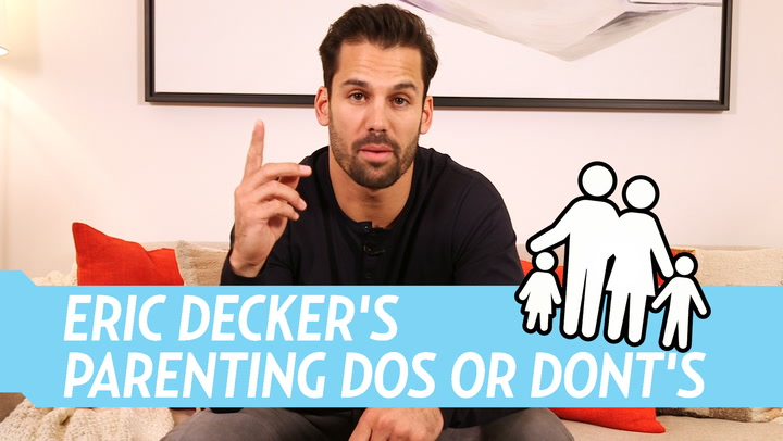 Eric Decker Gets Real About Parenting 3 Kids With Jessie James Decker: 'One-on-One Time' Is Crucial