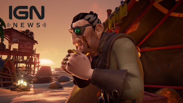 Sea of Thieves Players Worried About Lack of Cosmetic Items, Amount of Total Content - IGN News