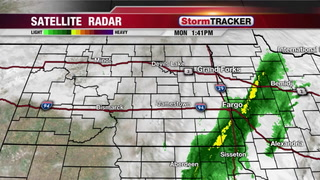 StormTRACKER Monday Afternoon Webcast