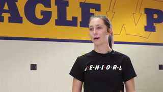 The Drill: Windom's Hacker a versatile asset for Eagles volleyball