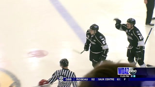 Force dominate Dubuque
