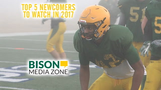 Top 5 Newcomers to watch in 2017 - Jabril Cox