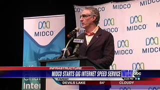 Midco To Provide Faster Internet Statewide In Nd