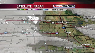 Tracking Cold Temperatures