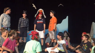 "County Seat Children's Theater ""Pirates"""