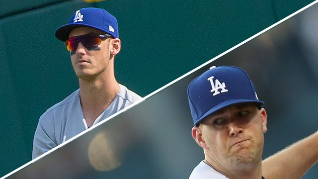 Cody Bellinger and Alex Wood join ever increasing Dodgers' disabled list