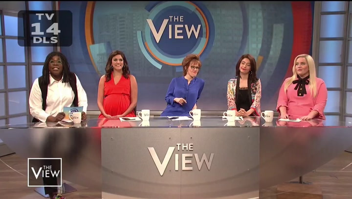 SNL Finale: Hysterical Meghan McCain Defends Alabama Abortion Ban on 'The View'