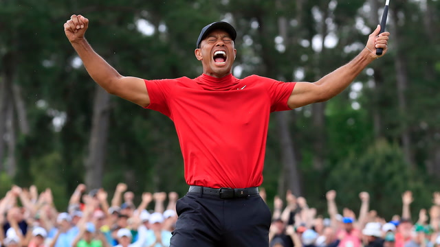 A road to redemption: The significance of Tiger's comeback