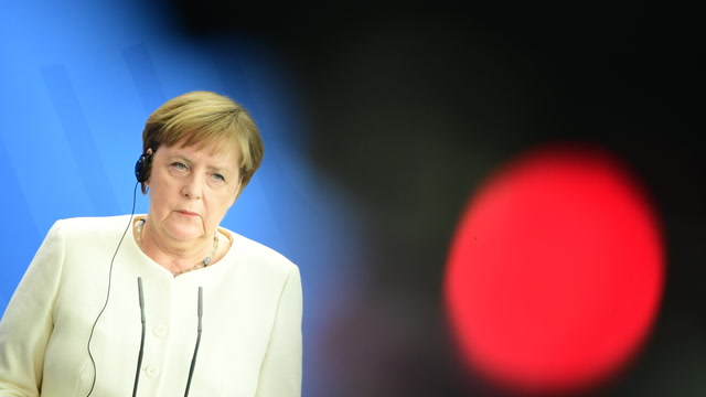 Merkel continues to make public appearances despite speculations on health